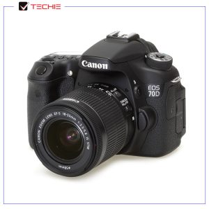 Canon EOS 70D DSLR Camera Full HD 20.2MP CMOS Sensor
