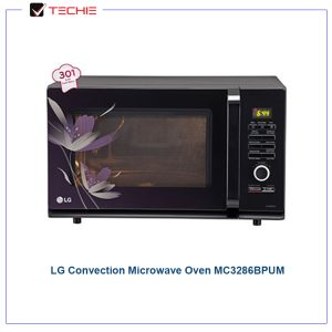 LG Convection Microwave Oven MC3286BPUM
