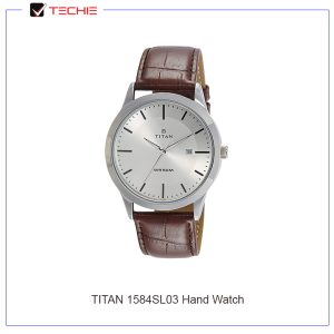TITAN 1584SL03 Hand Watch