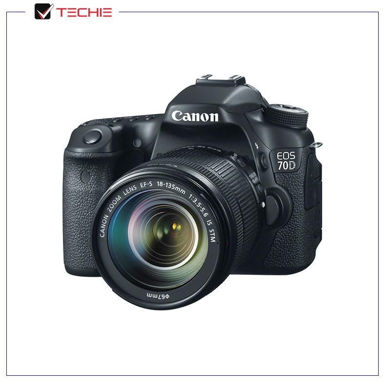 Canon EOS 70D DSLR Camera Full HD 20.2MP CMOS Sensor