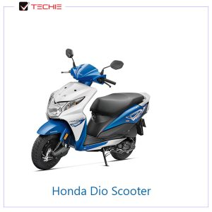 Honda-Dio-Scooter