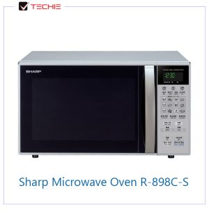 Sharp-Double-Grill-Convection-Microwave-Oven-R-898C-S