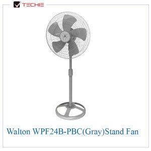 Walton-WPF24B-PBC(Gray)Stand-Fan