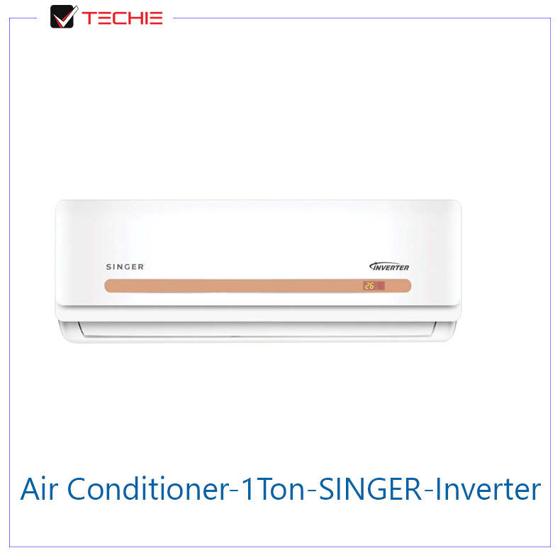 Air Conditioner-1.0 Ton-SINGER-Inverter