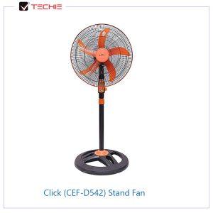 Click-(CEF-D542)-Stand-Fan