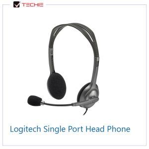 Logitech-H111-Single-Port-Head-Phone