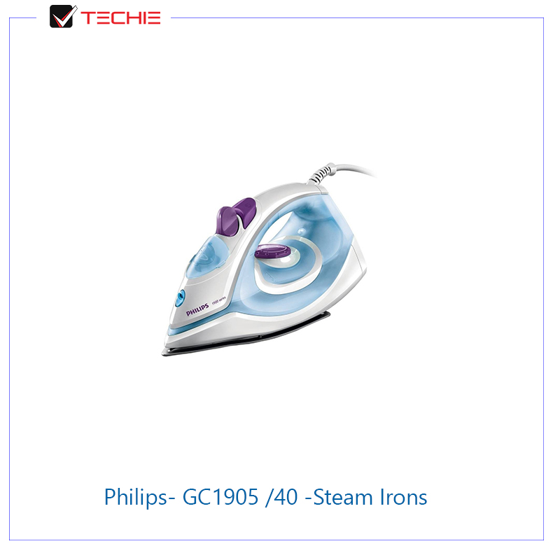 Philips- GC1905 /40 -Steam Irons Price And Full Specifications 1