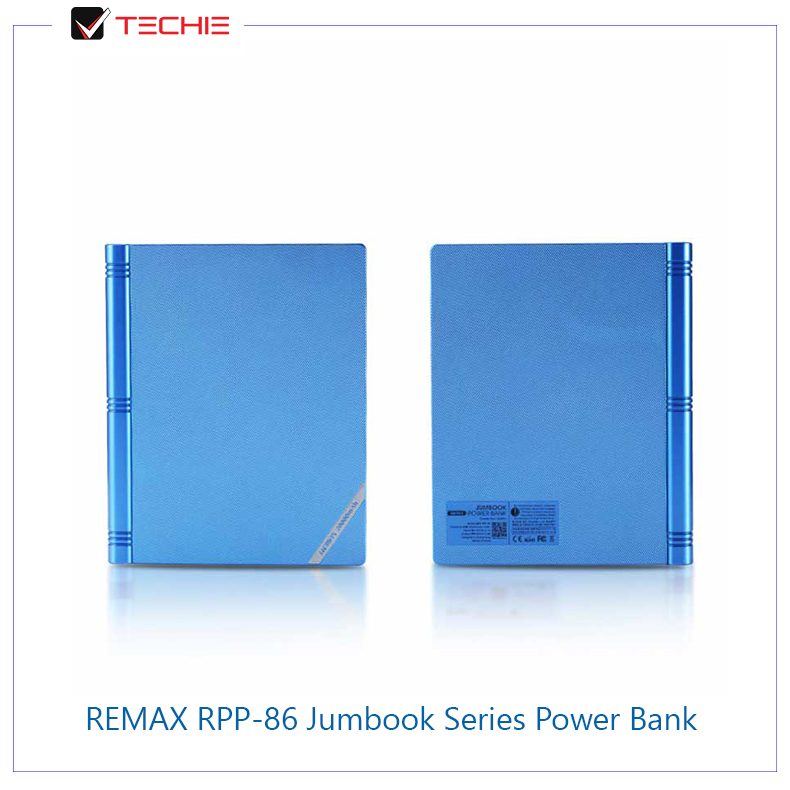 REMAX RPP-86 20000mAh Jumbook Series Power Bank Price And Full Specifications 1