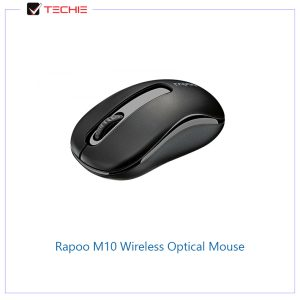 Rapoo-M10-Wireless-Optical-Mouse-black