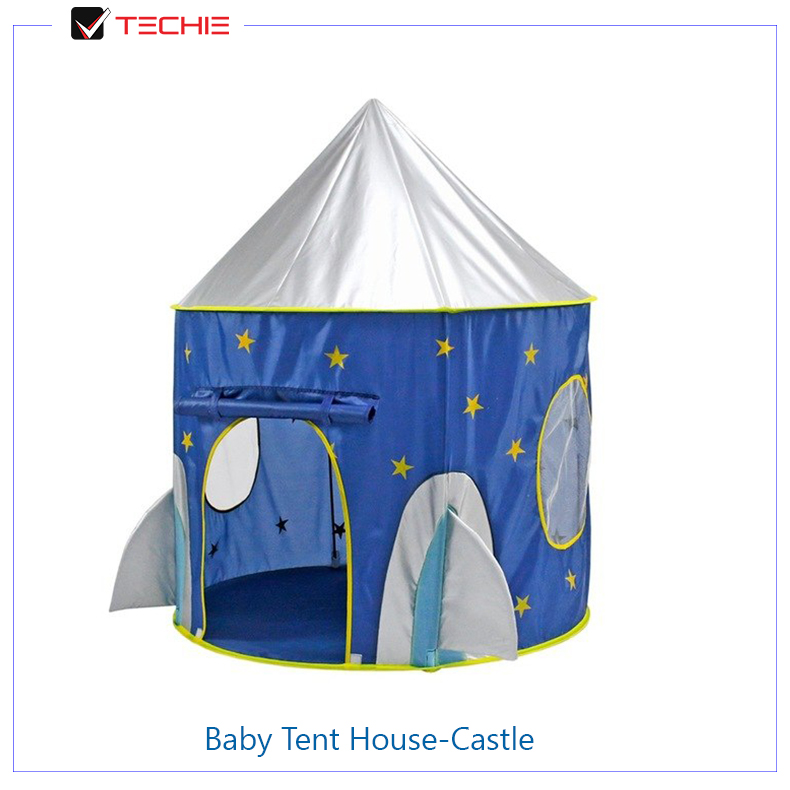 Playtime Toy- Baby Tent House-Castle Price And Full Specification 1