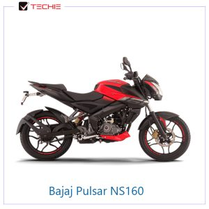 Bajaj-Pulsar-NS160--red
