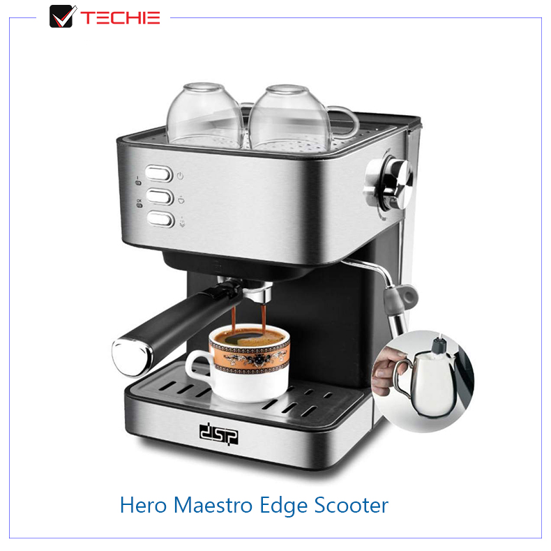 DSP-Expresso-Coffee-Maker