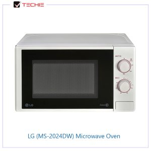 LG (MS-2024DW) Microwave Oven