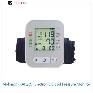 Mohajon (RAK289) Electronic Blood Pressure Monitor
