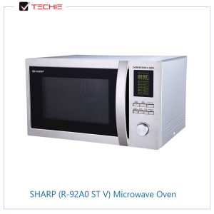 SHARP (R-92A0 ST V) Microwave Oven