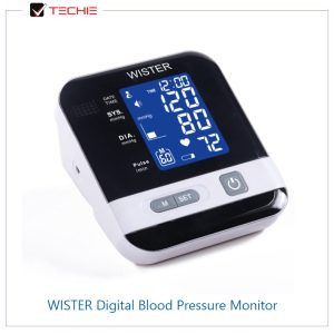 WISTER-Digital-Blood-Pressure-Monitor