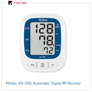 Wellex-(AS-35K)-Automatic-Digital-BP-Monitor
