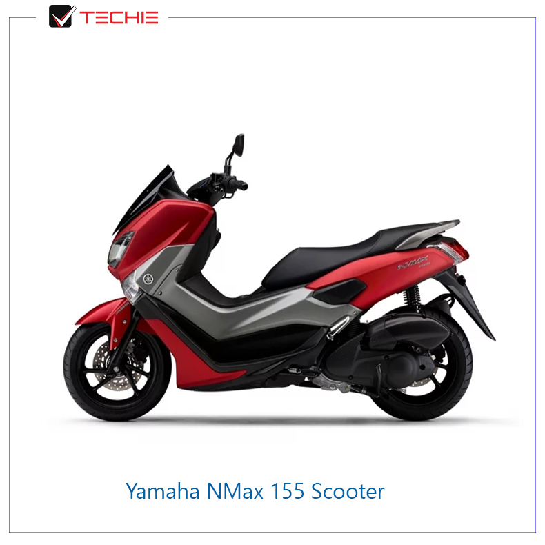 Yamaha NMax 155 Scooter Price And Full Specifications 2