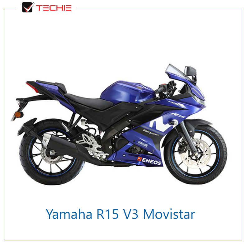 Yamaha R15 V3 Movistar Price And Full Specification In BD
