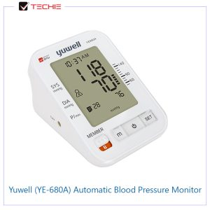 Yuwell-(YE-680A)-Automatic-Blood-Pressure-Monitor