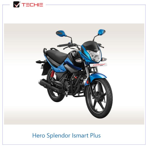 Hero-Splendor-Ismart-Plus